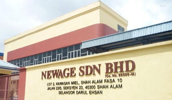 Our headquarter in Shah Alam