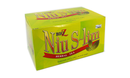 BioZ Niu Slim Herbal Tea