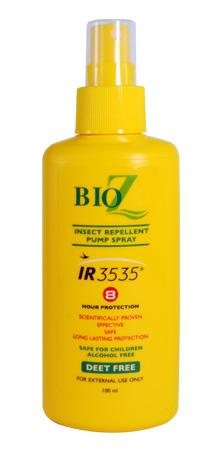 BioZ IR3535 Insect Repellent Pump Spray