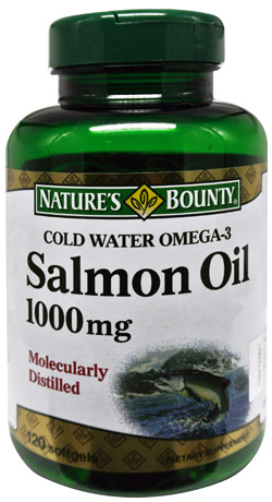 Nature's Bounty Salmon Oil