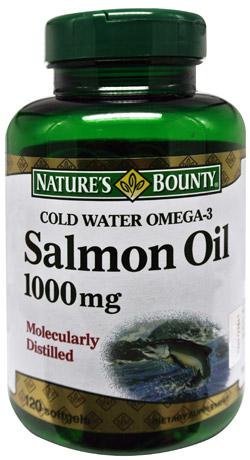 Nature's Bounty Salmon Oil