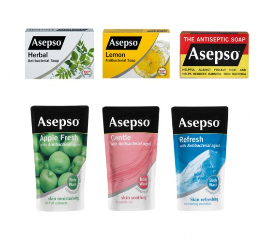 Asepso Products