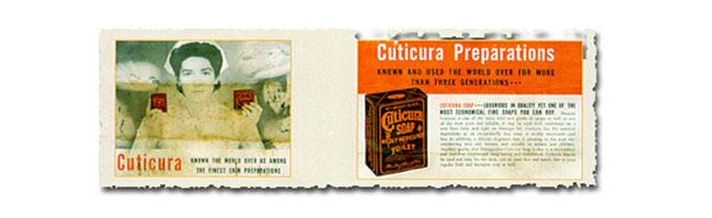 Cuticura Advertisement Excerpt