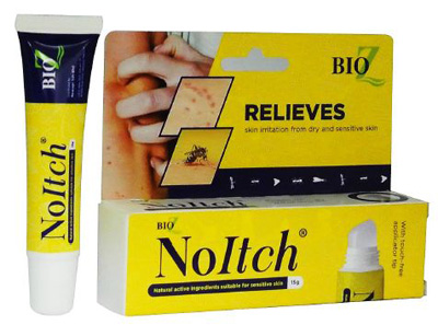 BioZ No Itch Cream
