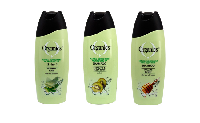 Organics Haircare Products