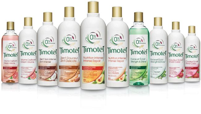 Timotei Products