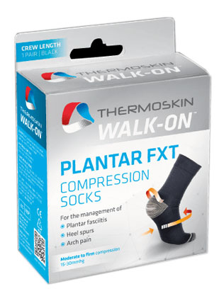 Plantar FXT Compression Socks Crew