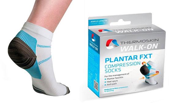 Thermoskin Plantar FXT Compression Socks Ankle