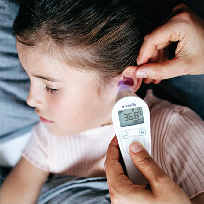 Microlife Thermometer